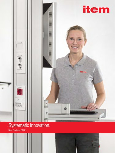 New Products 2014/1 Systematic innovation