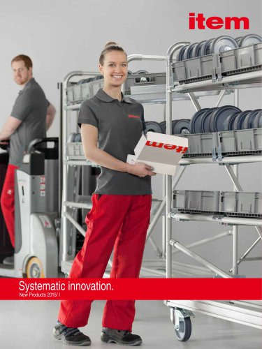 New Products 2015/1 Systematic innovation