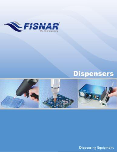 Dispensing Equipment brochure