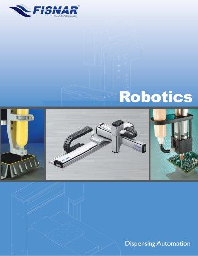Fisnar Robotics - Dispensing Automation
