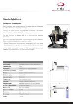 mta® volumetric dispensing solutions - 11