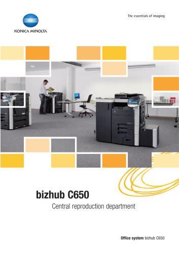 Bizhub C650