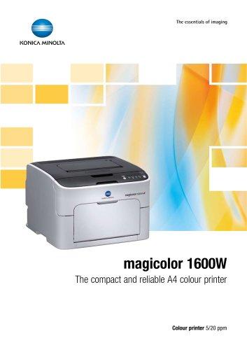 magicolor 1600W