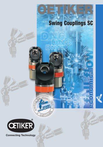 Swing Couplings SC