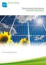 Solar energy Industry