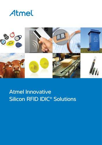 Atmel® Innovative Silicon RFID IDIC® Solutions
