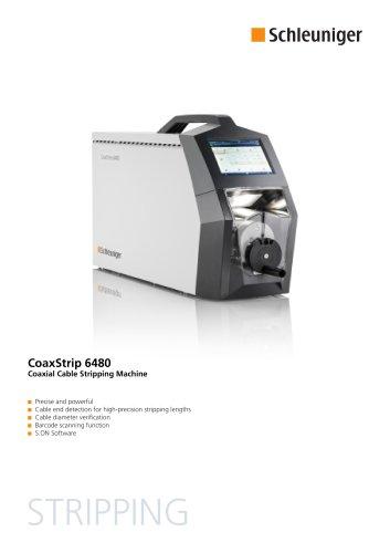 CoaxStrip 6480 Datasheet
