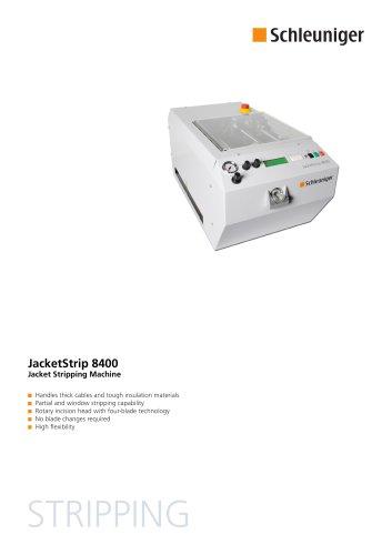 JacketStrip 8400 Datasheet