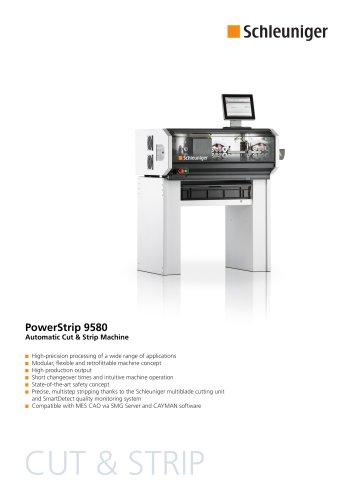PowerStrip 9550 Datasheet
