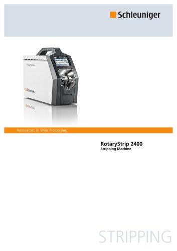 RotaryStrip 2400 - Stripping Machine