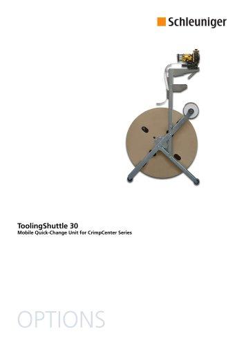 ToolingShuttle 30 Datasheet