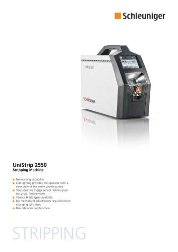 UniStrip 2550 Datasheet