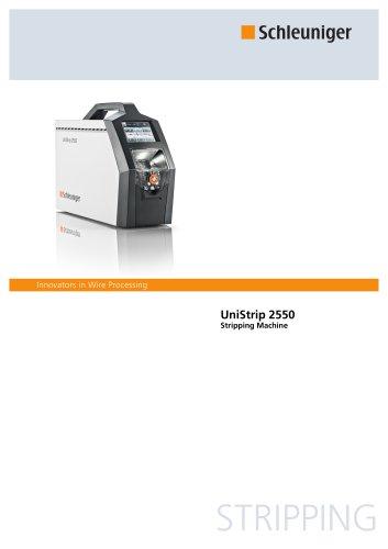 UniStrip 2550 - Stripping Machine
