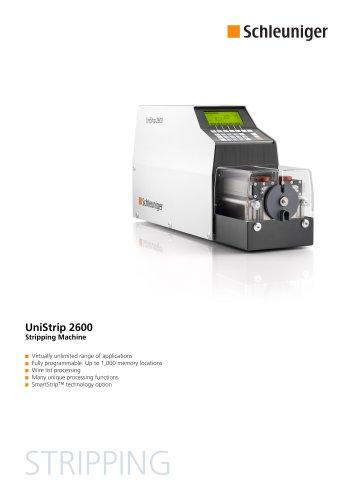 UniStrip 2600 Datasheet
