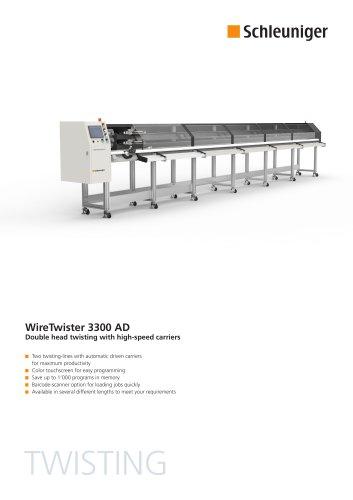 WireTwister 3300 AD Data Sheet