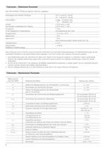 Low-voltage machines  IP55, Frame size 63-160 - 10