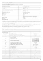 Low-voltage machines  IP55, Frame size 63-160 - 11