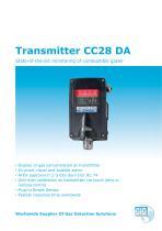 Transmitter CC28 DA