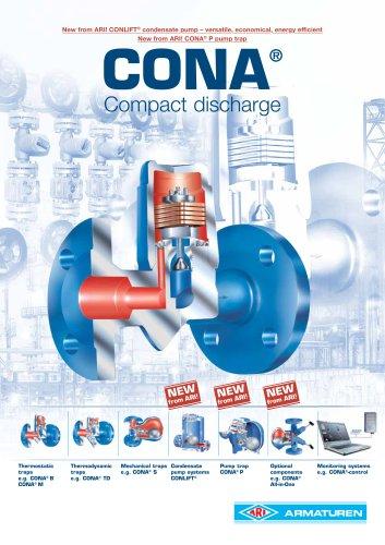 CONA - Compact discharge