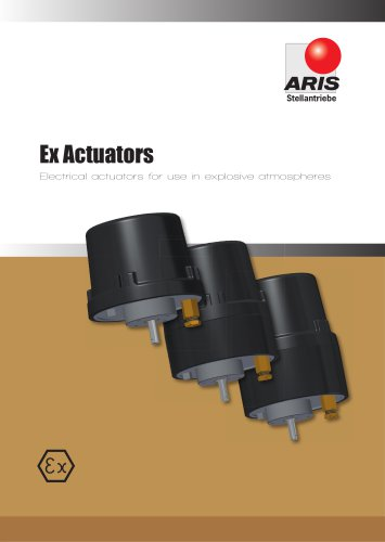 Actuators ATEX