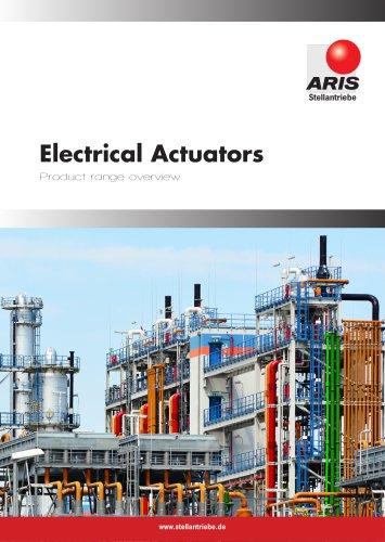Electrical Actuators