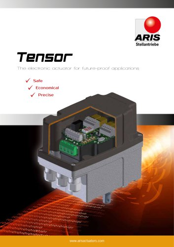 Electronic Rotary Drive Tensor