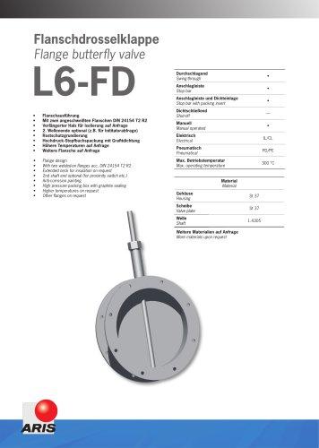 Flange-type Valve L6-FD