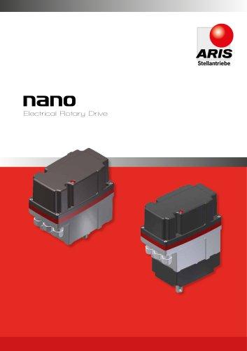 Rotary Drive Nano