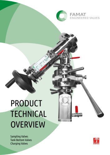 PRODUCT TECHNICAL OVERVIEW