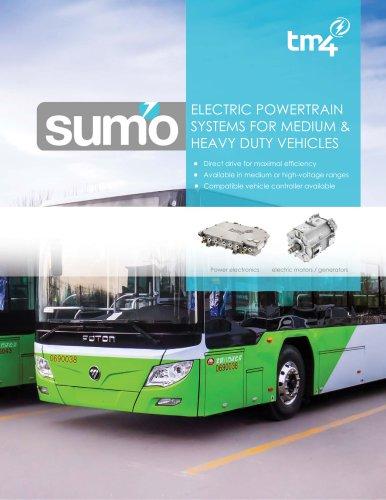 TM4 SUMO Product Brochure