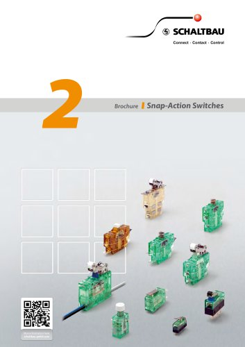 Brochure Snap-Action Switches