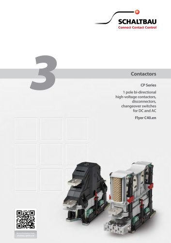 Catalogue CP Series