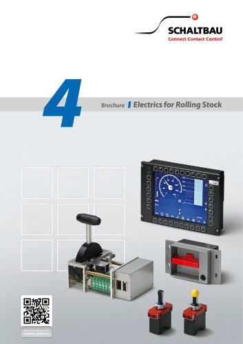 Electrics for Rolling Stock
