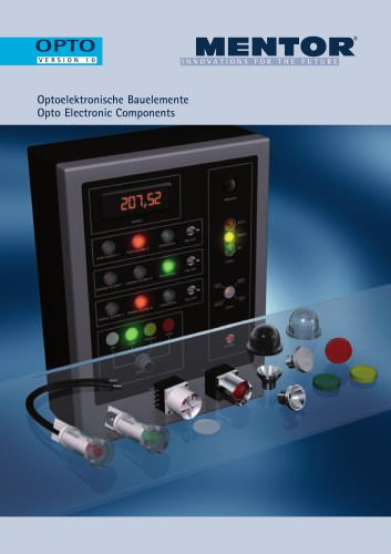 MENTOR Opto Electronic Components