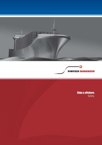 "Brochure ""Ship's chandlery"""