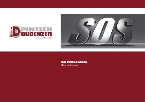 "Brochure ""Snag overload system"" (SOS)"