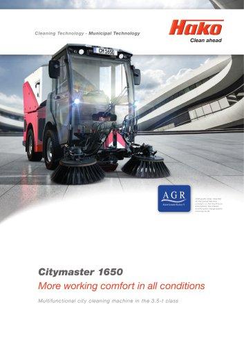 Citymaster 1650