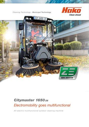 Citymaster 1650 ZE