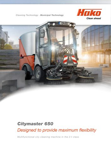 Citymaster 650