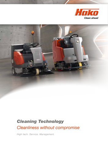 Cleaning technology