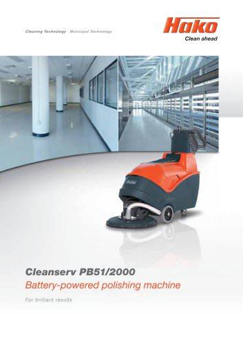Cleanserv PB51/2000