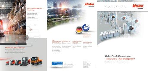 Hako-Fleetmanagement