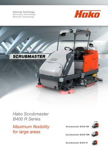 Scrubmast B400-R-Line