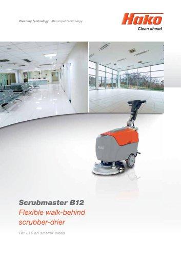 Scrubmaster B12