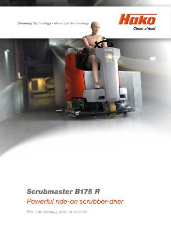 Scrubmaster B175 R