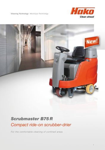 Scrubmaster B75 R
