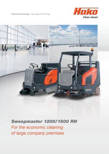 Sweepmaster 1200/1500 RH