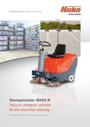 Sweepmaster 800 R