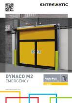 DYNACO M2 Emergency