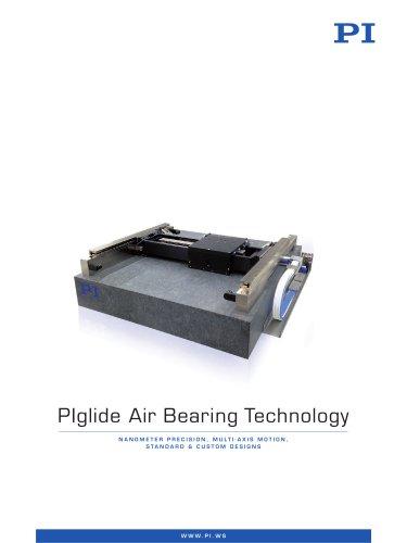 Brochure: PIglide Air Bearing Technology
